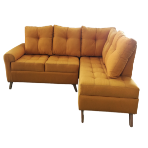 SOFA AMARILLO 1