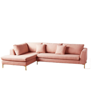 pale-pink-sectional